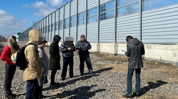 Два подростка разгромили ж/д станцию в Крыму