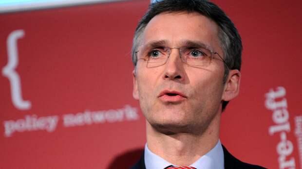 Генсек НАТО заявил, что организация сохраняет готовность к диалогу с Россией
