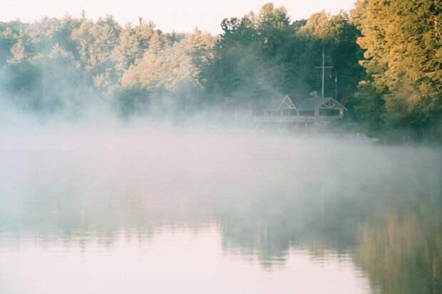 В США создали мембрану для круглосуточного получения воды из тумана и солнечного пара