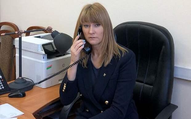 Журова: «Лебедеву надо чаще ходить на заседания. Высказывать такое в адрес Родниной — необъективно и недостоверно»