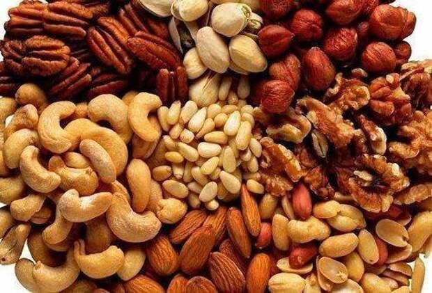 17. Хранение орехов еда, овощи и фрукты, продукты, советы, храним правильно