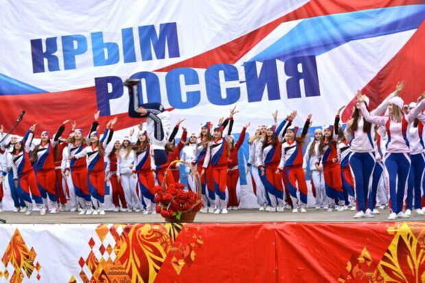 Запад давно понял, что с российским Крымом ничего не поделать