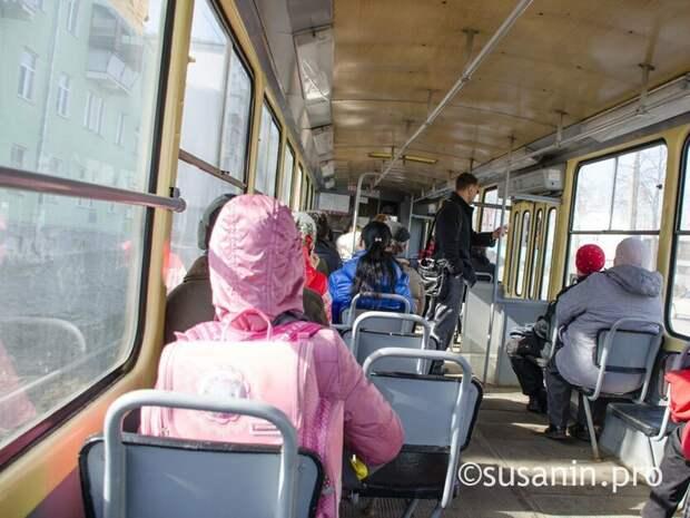 В Сарапуле с 17 октября вырастет стоимость проезда в общественном транспорте