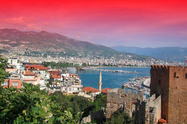 Турецкий курорт может попасть в «красную зону» из-за коронавируса