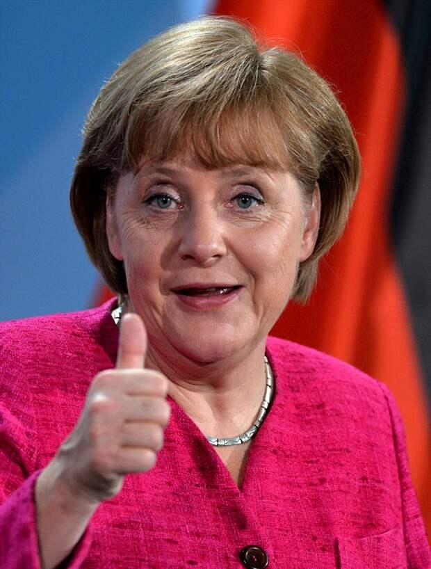 Ангела Меркель призвала ЕС задуматься о мире без лидерства США