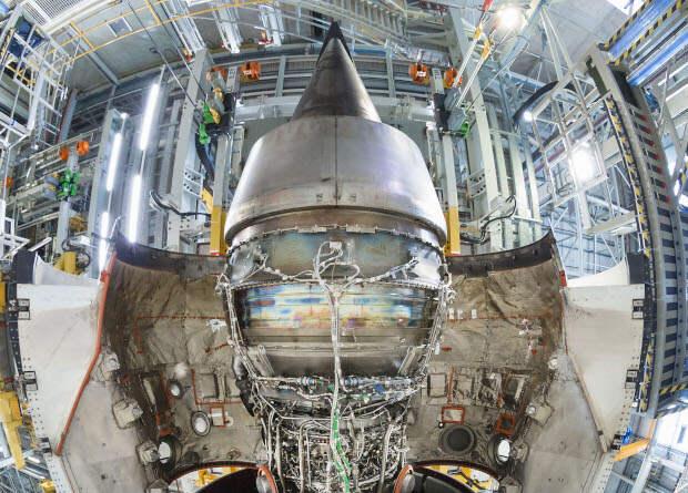 Британцы испытают авиадвигатель нового поколения работой на биотопливе