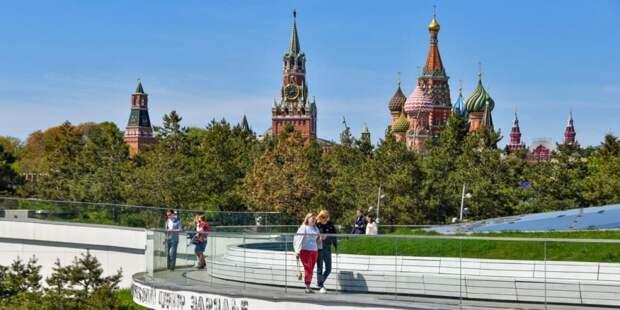 Наталья Сергунина: В Москве запущен новый туристический портал. Фото: Ю. Иванко mos.ru