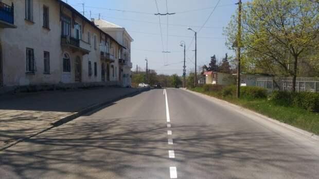 Чудеса дорожной разметки Севастополя