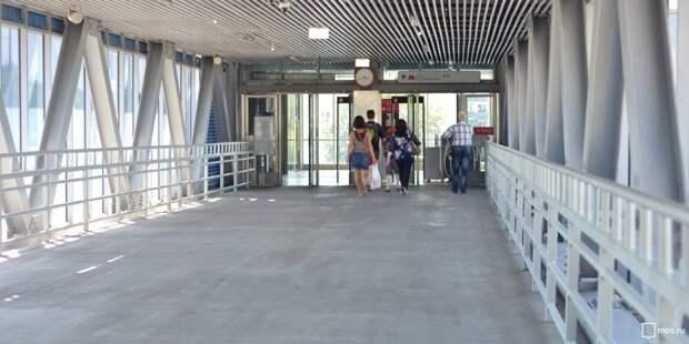 Переход над МЦК между Коптево и Головинским откроется к началу июля