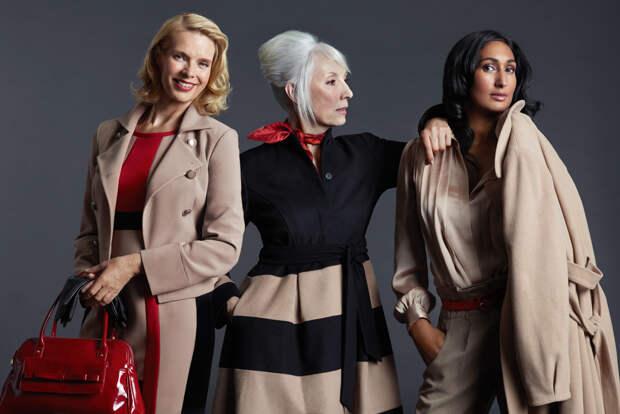 Что нужно знать про одежду и макияж женщинам после 50, чтобы выглядеть стильно