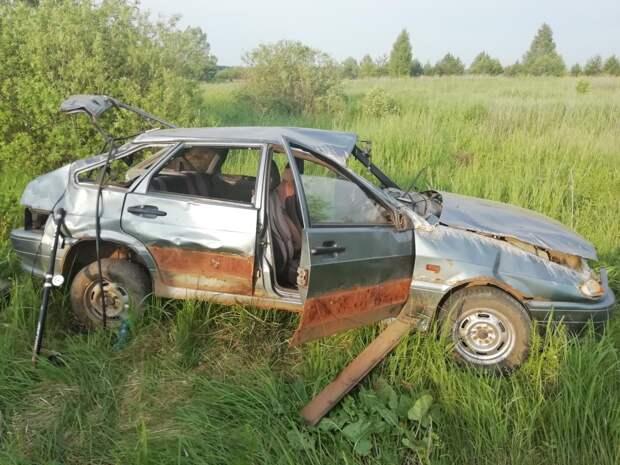 4 человека пострадали в ДТП с пьяным водителем в Удмуртии