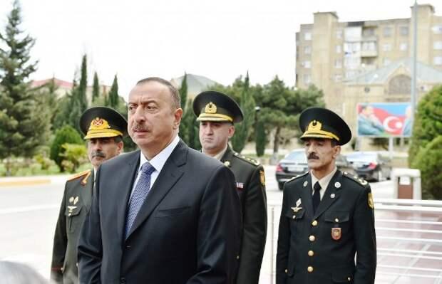 Кто такой Алиев перед империями, которые тысячи лет ломали свои копья в Армении?