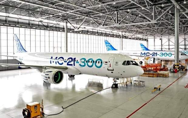 «Абсолютная инновация»: Boeing признал конкуренцию с российским МС-21