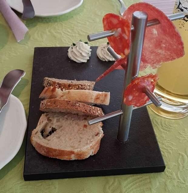 22 примера странной подачи дорогих блюд, которые вызывают шок вместо аппетита