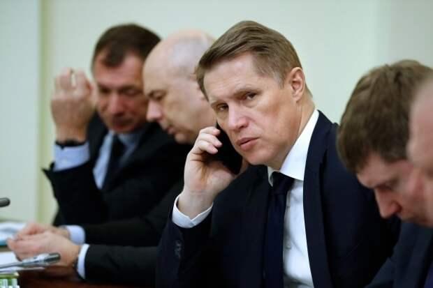 Глава Минздрава не увидел смысла в проверке всех граждан РФ на коронавирус