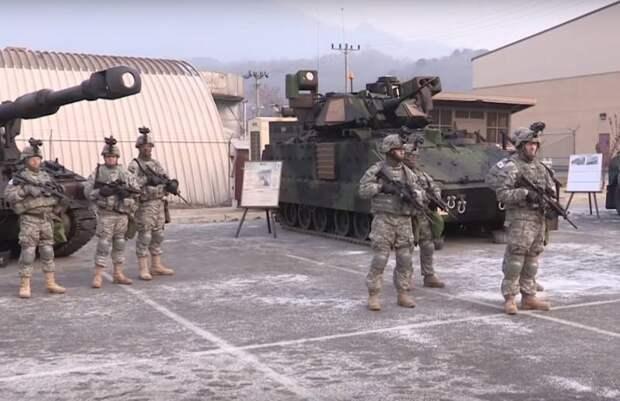 Военные базы США за рубежом: вопросы уязвимости