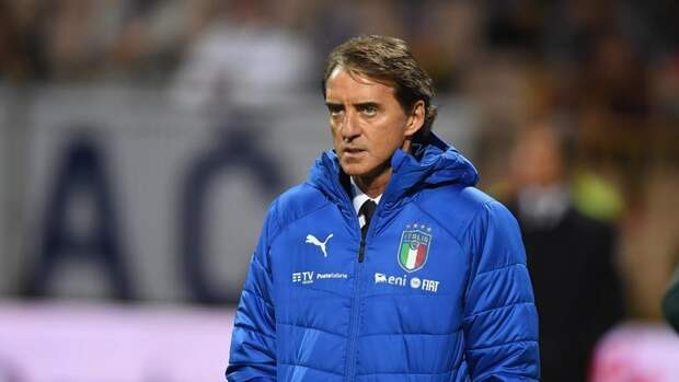 Манчини продлил контракт сосборной Италии до2026 года