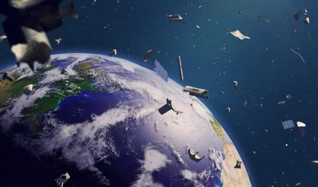 Ученые составили план «большой уборки» орбиты Земли