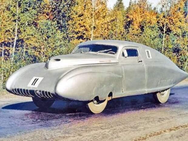 Самые необычные автомобили СССР