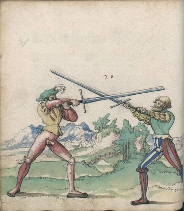 """Удар Гнева"" - самый сильный удар мечом"