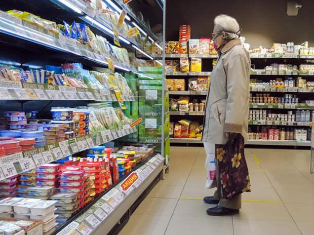 Для россиян хотят ввести продуктовые карточки