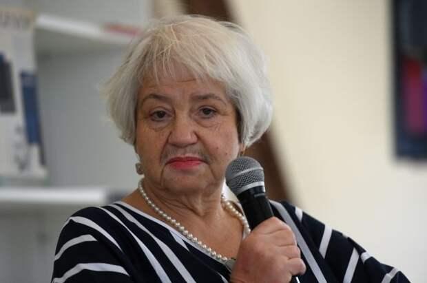 Скончалась автор детективов Екатерина Вильмонт