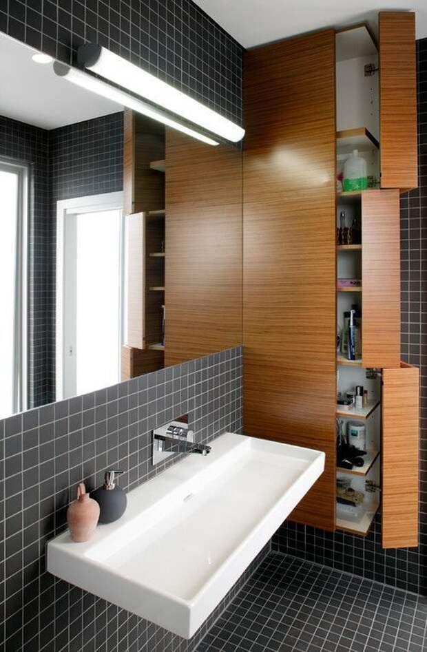 Актуальные тренды отделки ванной комнаты