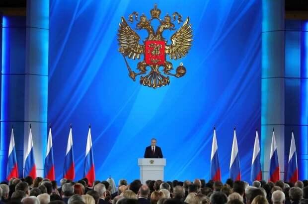 Путин: граждане не должны платить за подключение к газовым сетям