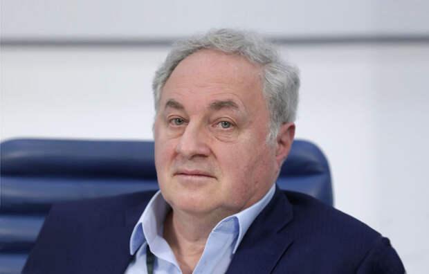 Михаил Эльянов, фото из открытых источников: Михаил Метцель/ТАСС