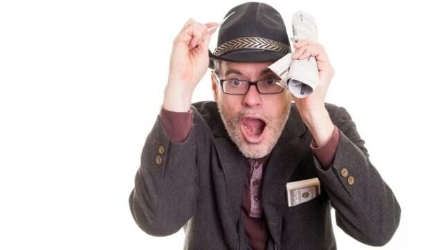 Блог Павла Аксенова. Анекдоты от Пафнутия. Фото dogfordstudios - Depositphotos