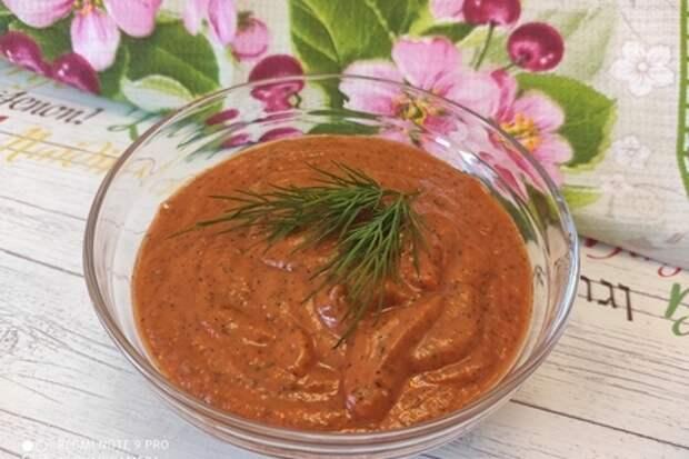 Фото к рецепту: Идеальный соус для шашлыка