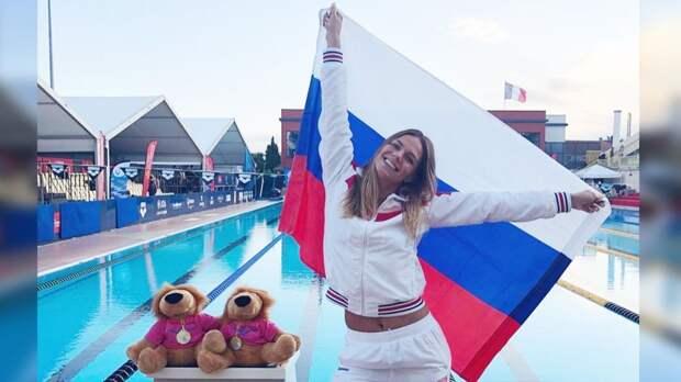 Ефимова: «Если на Олимпиаде разрешат «Катюшу» — будет здорово»