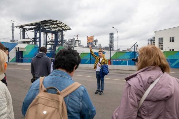 Проект правительства Москвы «ОТКРОЙ#МОСПРОМ» провел серию экскурсий по заводам столицы