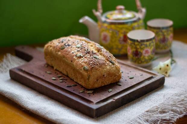 Домашний хлеб / Фото: pixabay.com
