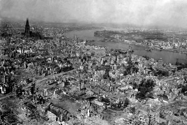 Зачем более 75 лет назад американцы разбомбили город-музей Дрезден