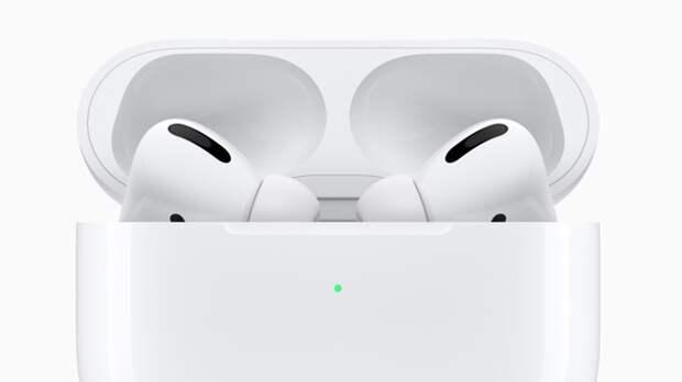 Новая модель наушников Apple AirPods выйдет 18 мая