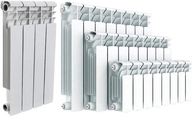 Алюминиевые радиаторы отопления: технические характеристики, плюсы и минусы