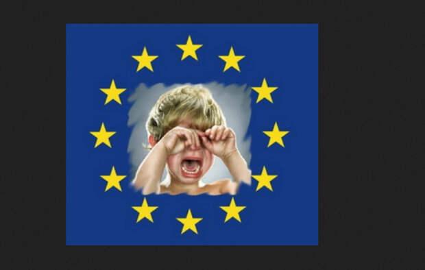 Европейские гопники обижены на Россию