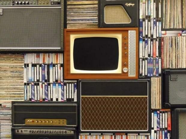 Как выглядел первый советский телевизор