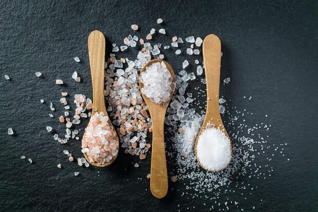 Гималайская соль —отличия и польза