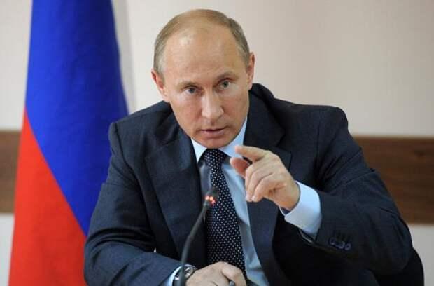 Путин обратился к представителям «Единой России» с неожиданной просьбой