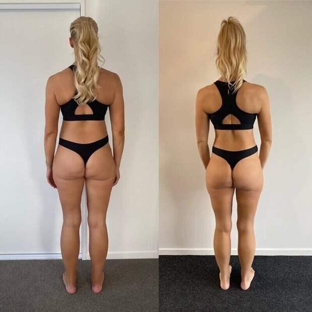 25-летняя новозеландка похудела нацентнер ипоказала фото процесса преображения