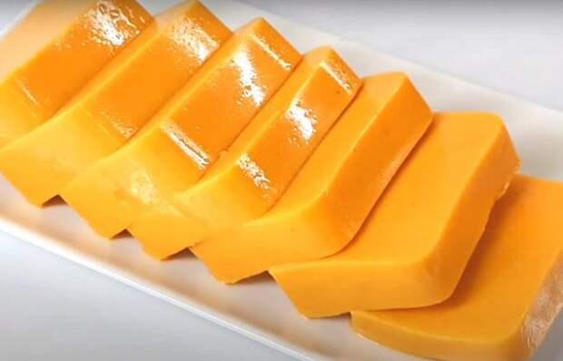 Восхитительно вкусный морковный пудинг