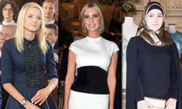 Как одеваются дочери президентов: от сестер Алиевых до Айшат Кадыровой