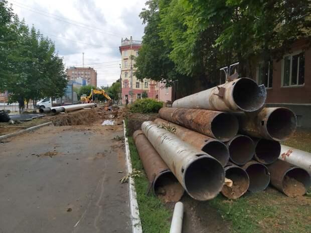 Отключения горячей воды в некоторых районах Ижевска продлятся до середины сентября