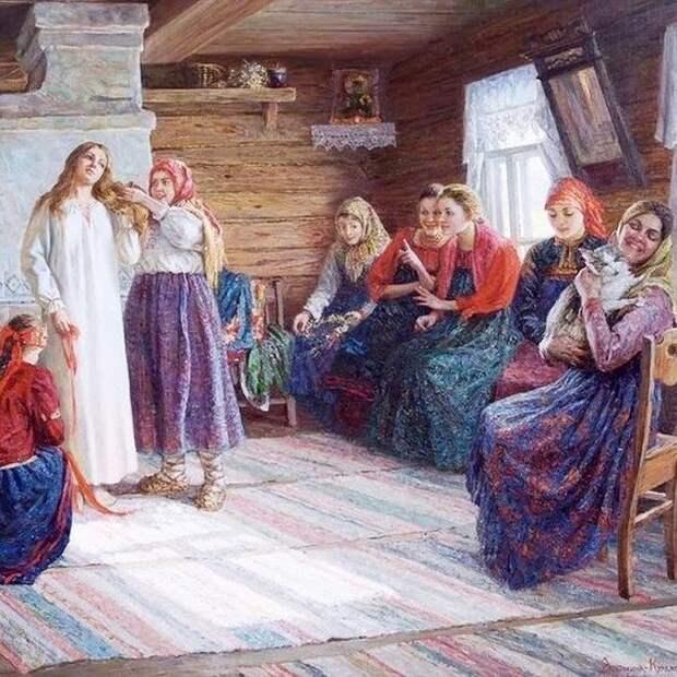 Фото №6 - Невероятные секс-традиции древних славян