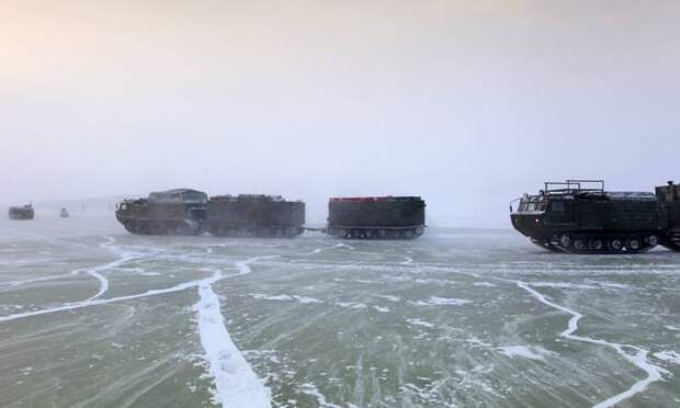 Обед в комфортных условиях дорогого стоит: российская армия получит арктические «полевые кухни»