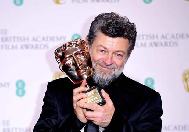 Премия BAFTA: триумф «1917» и почётный приз Энди Серкису