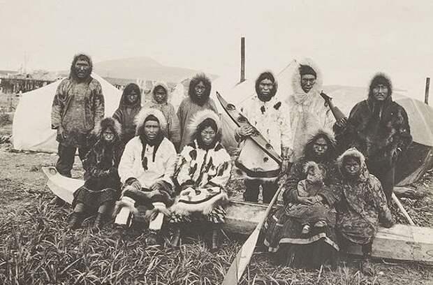 «Советско-американский конфликт»: за что чукчи убили эскимосов на Аляске