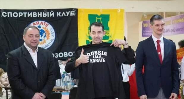 Праздник спорта прошел в Лианозово